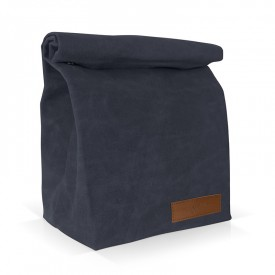 Lunch bag isotherme bleu