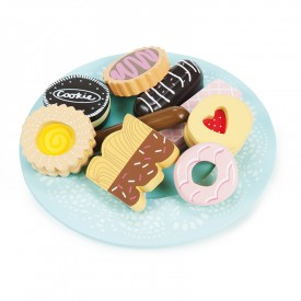 Assiette de Biscuits by Le toy van