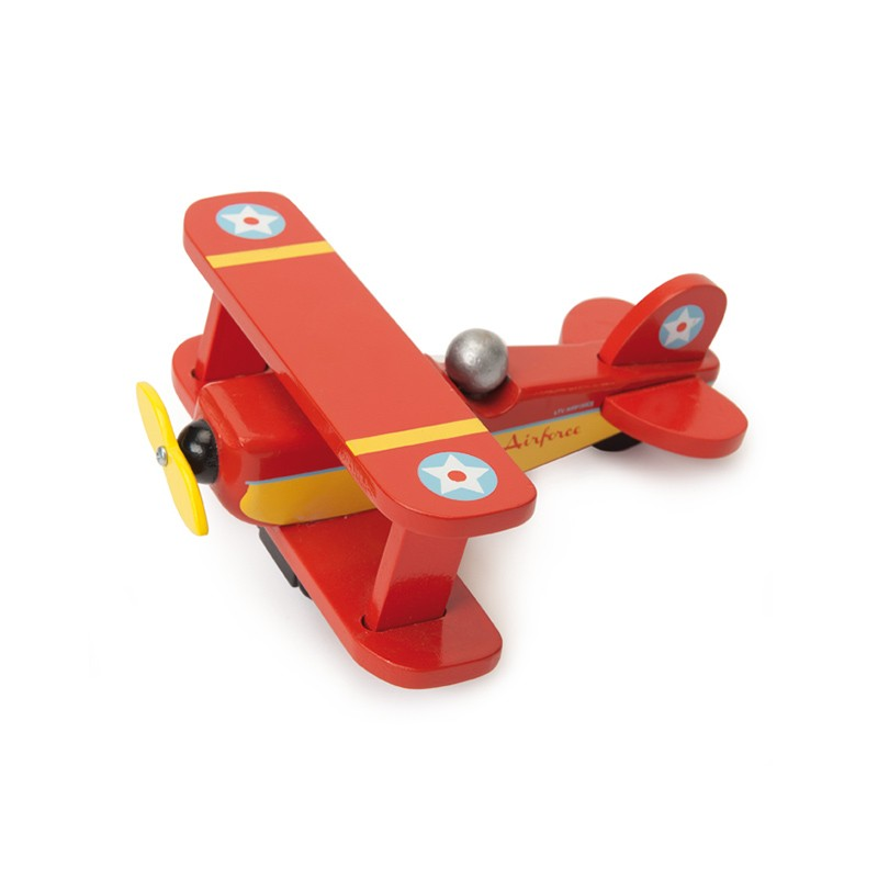 Avion Rouge  by Le toy van