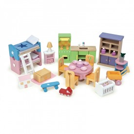 Premier set de Meubles by Le toy van