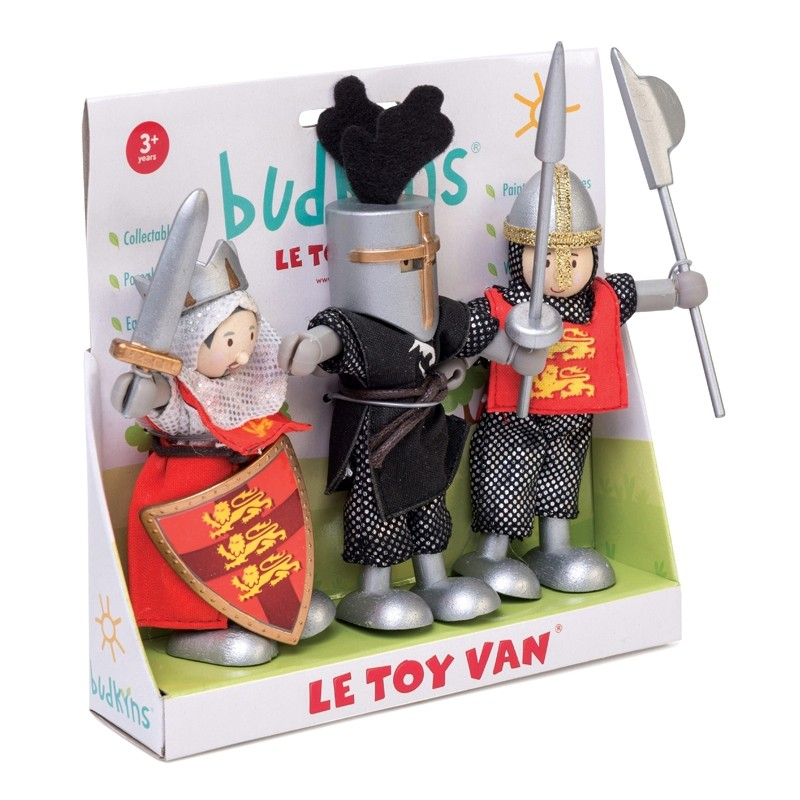 Richard et ses Chevaliers by Le toy van