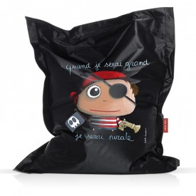 Bean bag Pirate by Isabelle Kessedjian