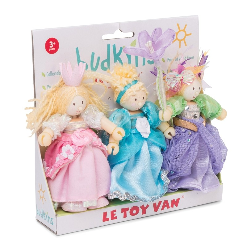 Princesses by Le toy van