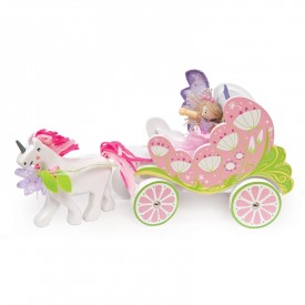 Carrosse & Licorne de Fairybelle by Le toy van