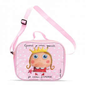 Lunch bag Princesse by Isabelle Kessedjian